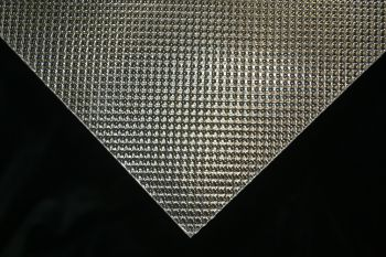 Clear Prismatic Diffuser 1200mm X 600mm