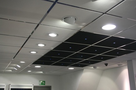 Suspended Ceiling Tiles & Panels